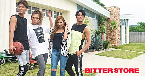 メンズファッション雑誌BITTERの公式通販サイト【BITTER STORE】