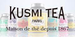 KUSMI TEAのポイント対象リンク